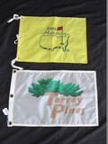 Torey Pines & 2004 Masters Golf Flags