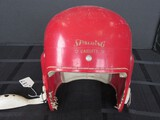 Vintage Spalding Gardite Red Football Helmet 62-332 Size Medium