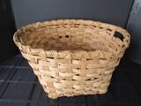 Wooden Vintage Lattice Design Basket