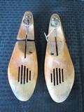 Miller Vintage O.A.M.Co. Shoe Stretchers Wooden