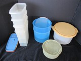 Tupperware Lot - Misc. Tupperware Containers Various Sizes