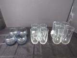 Glass Lot - 4 Tall Glasses 6
