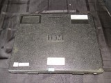 Vintage Black IBM Conductive Container Case