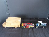Gearbox Toy Ford Model-T 1912 Delivering Car, Ford Thunderbird No.28 Car