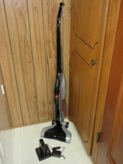 Hoover Linx Cordless Rechargeable Stick Vacuum Upright Compact Low-Profile Design