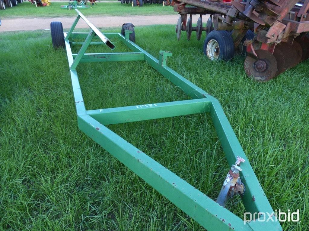 Homemade head cart | Farm Machinery
