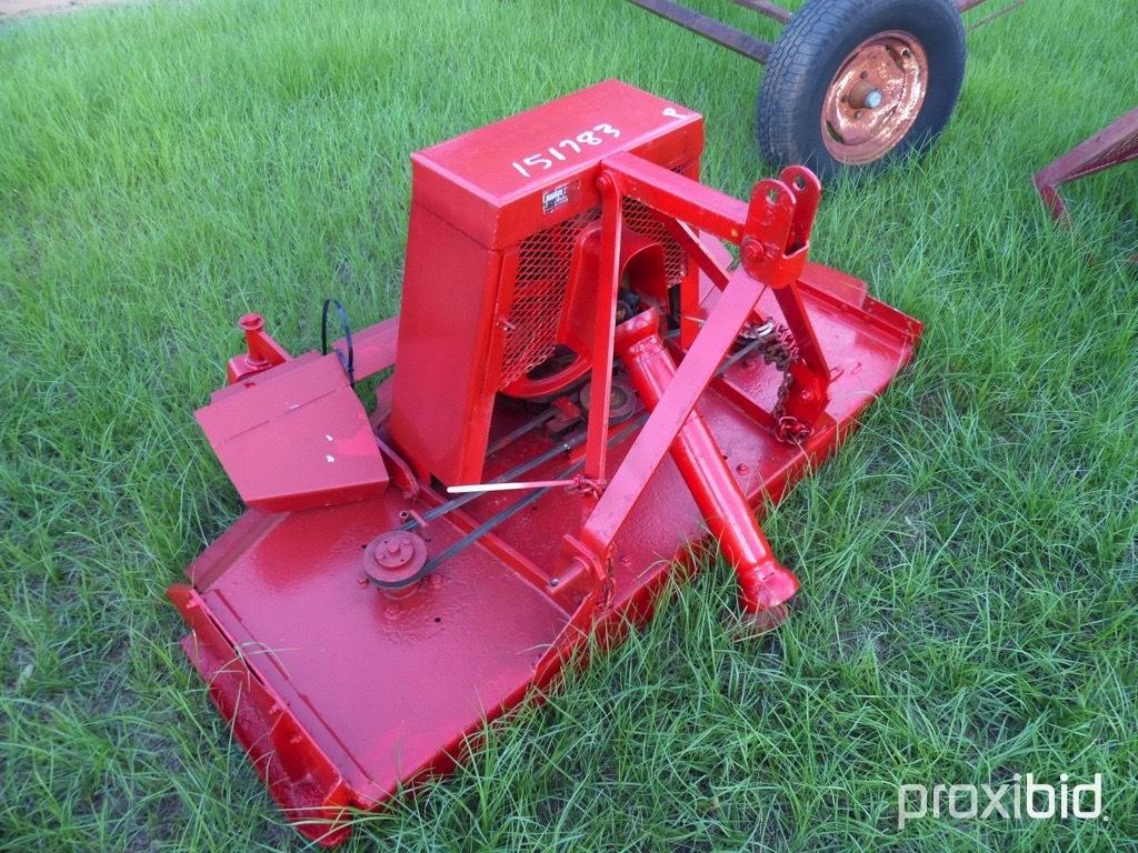 Lot: Woods RM59 3 pt finish mower w/ shaft | Proxibid Auctions