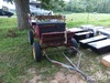 Antique 4 wheel horse buggy