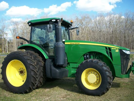 Annual Winter Farm & Construction Auction