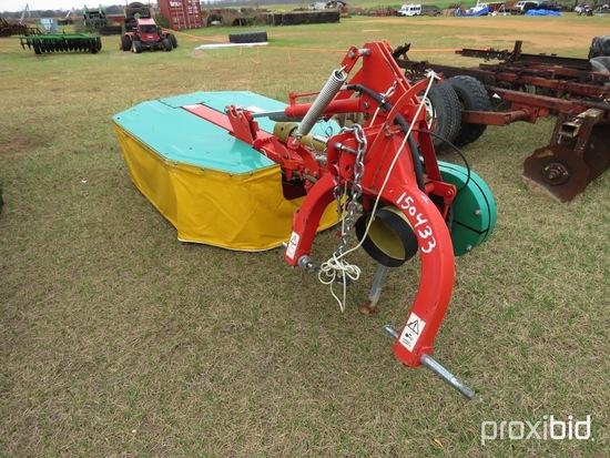 Morra MK3 drum mower (unused)