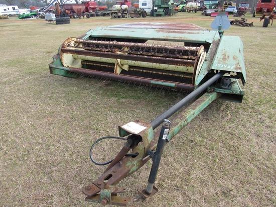 John Deere 1209 mower conditioner w/ shaft