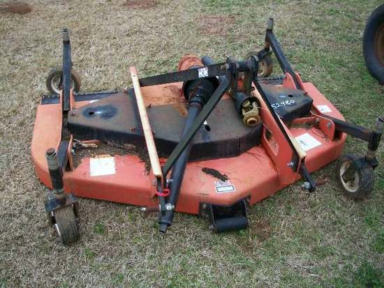 Taylor-Way 3172 finish mower w/ shaft