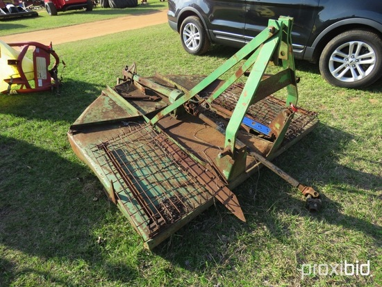 Brown 6' 3pt mower w/ shaft