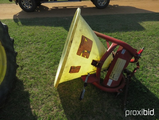 Cosmo 400 3pt seeder
