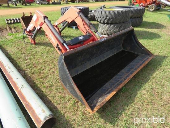 Massey Ferguson 940 loader