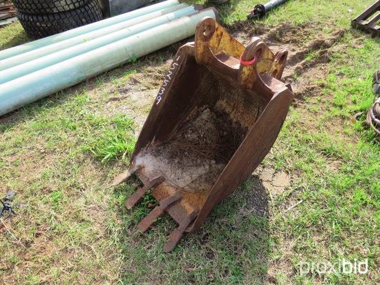 """20"""" backhoe bucket"""