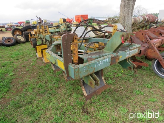 Harrell 2805 switch plow
