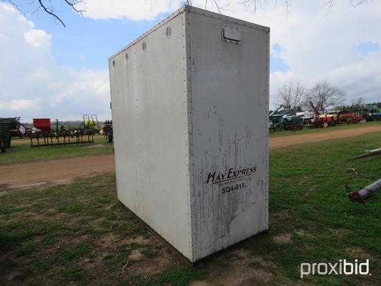 4x8 storage container