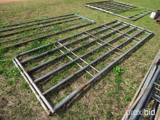 (2) 12' livestock gates