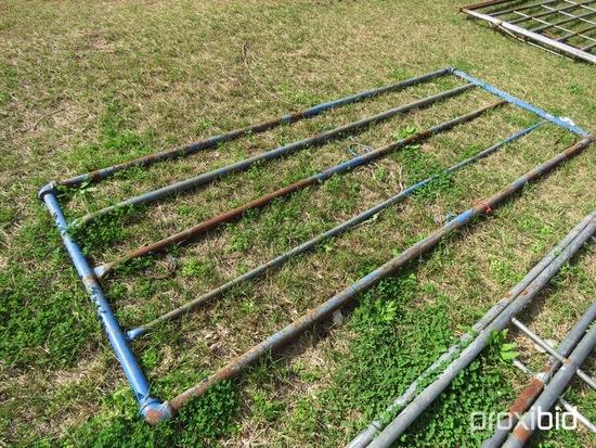 (1) 10' livestock gate