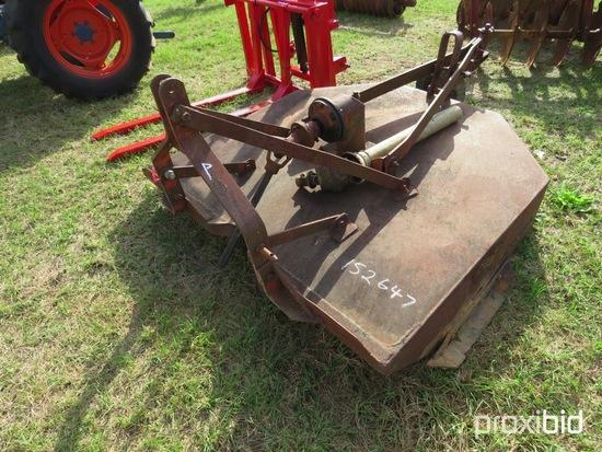 "60"" 3pt mower w/ shaft"