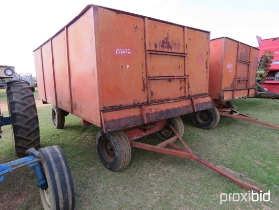 Vada 14' dryer wagon