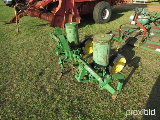 John Deere #71  2 row planter