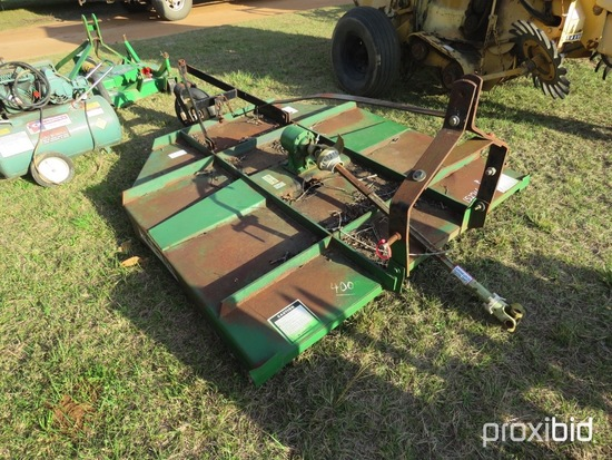 "BigBee 72"" 3pt rotary mower w/ shaft"