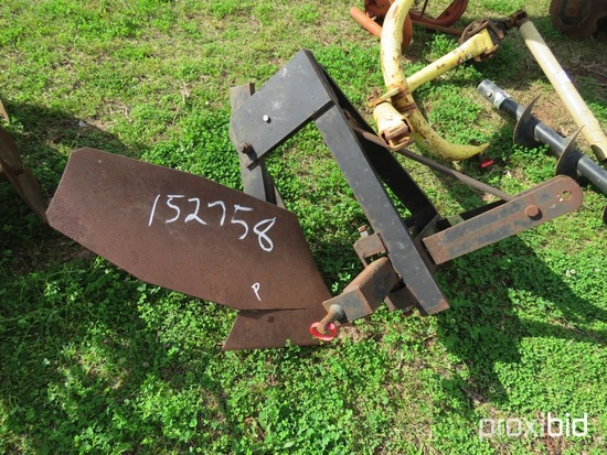 J-Bar 1 btm plow