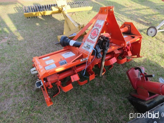 "KingKutter 54"" 3pt rotary tiller (like new)"