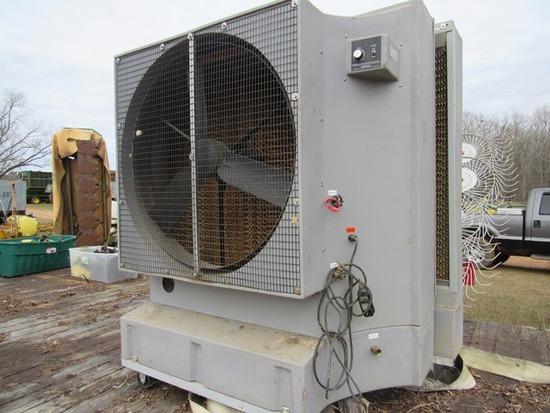TPI CS5-36-VD porta-cool shop fan