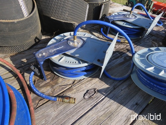 Kobalt air hose reel