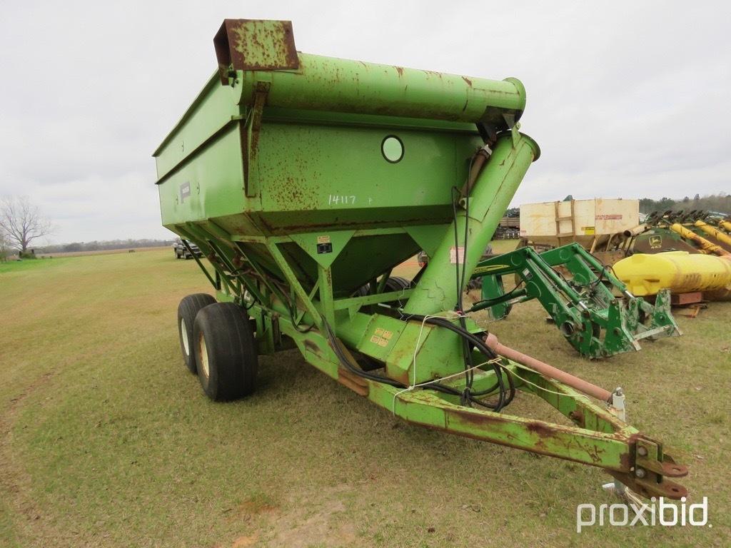 Parker 6000 grain cart