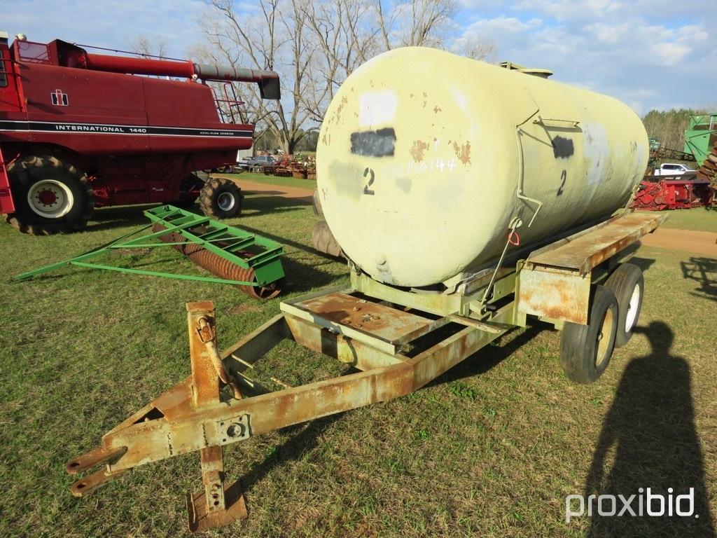 1000 gallon portable nurse tank