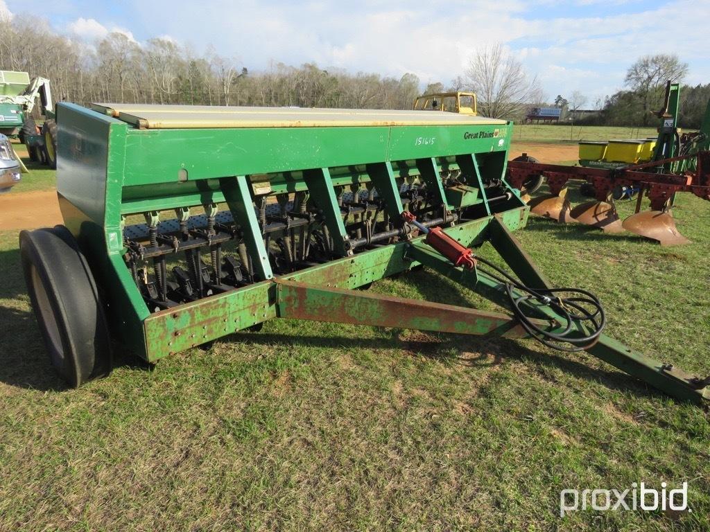 Great Plains 13' grain drill