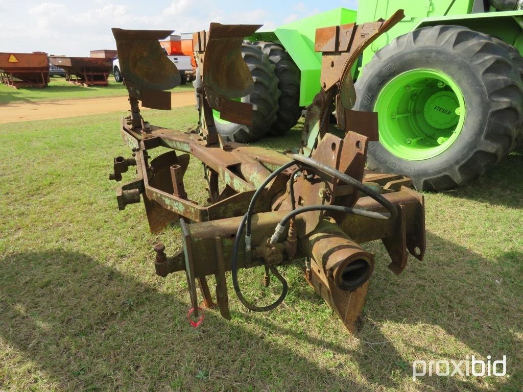 John Deere 4200 3 btm flip plow