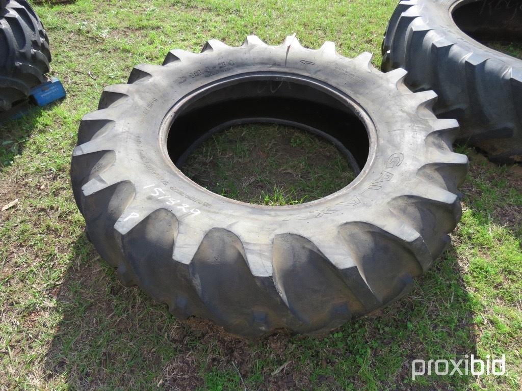 (1) Galaxy 18.4-34 tire