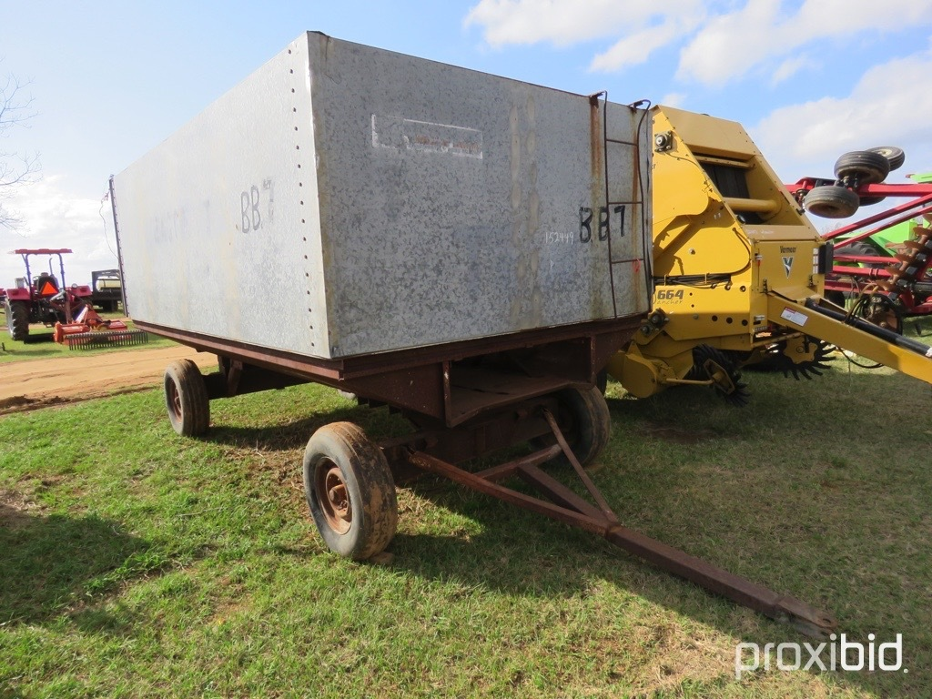 14' dryer wagon