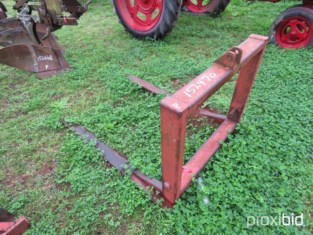 3pt hay fork