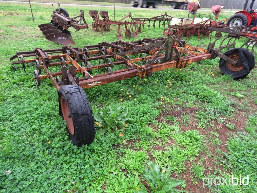 Taylor-Way 14' 3pt field cultivator