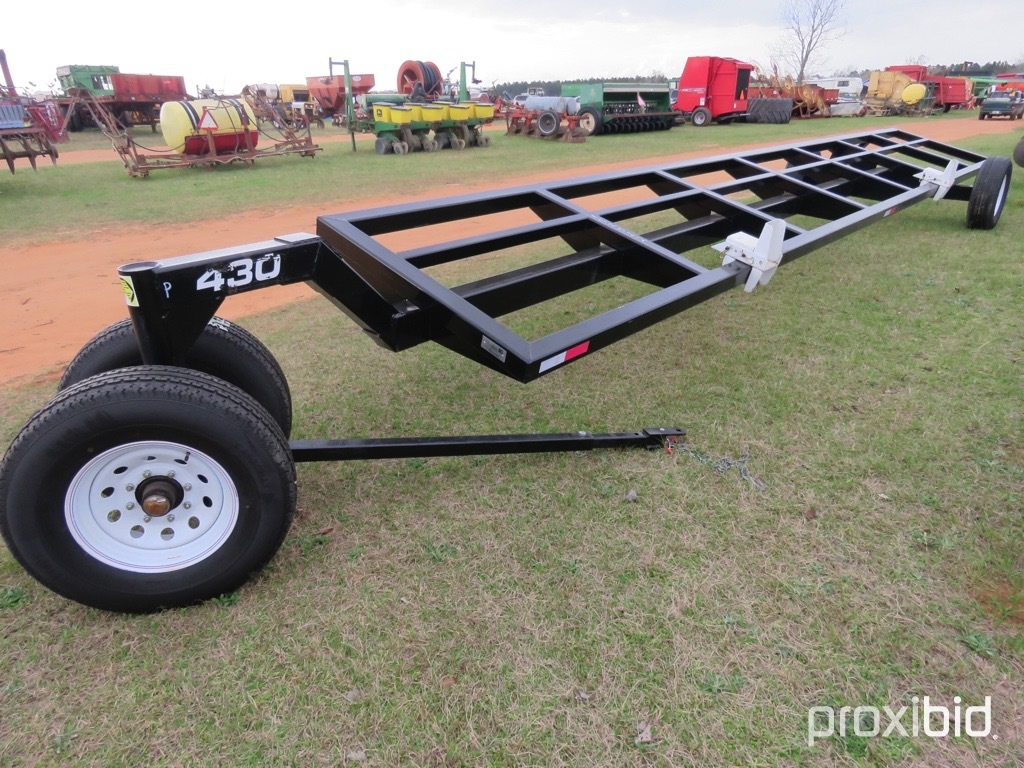 Industrias 430 head cart (unused)