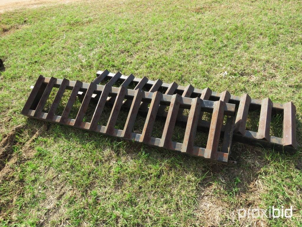 (2) trailer ramps