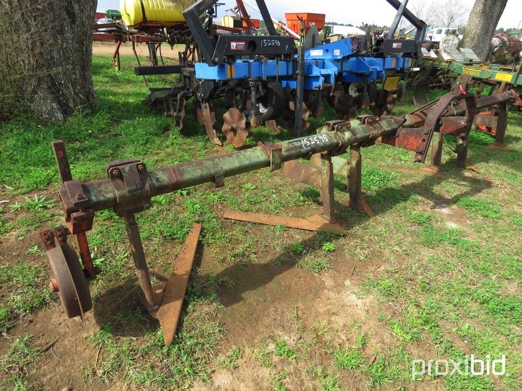 6 row peanut vine lifter plow