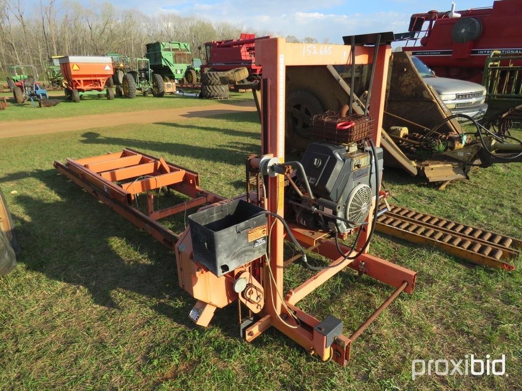 Wood-Mizer LT15 sawmill
