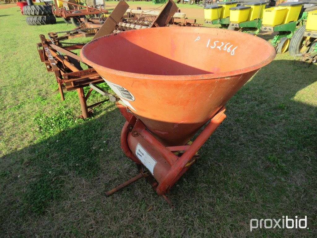 Cosmo 500 3pt seeder