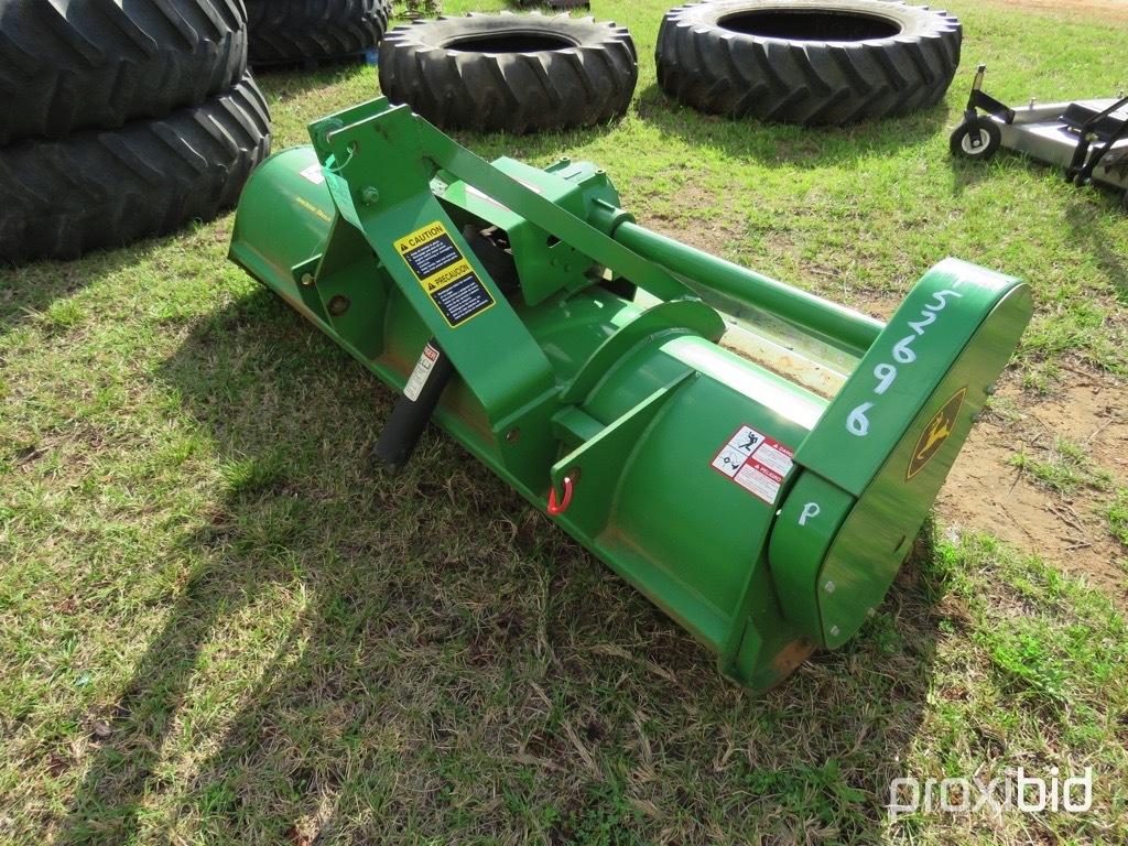 John Deere 25A flail mower w/ shaft