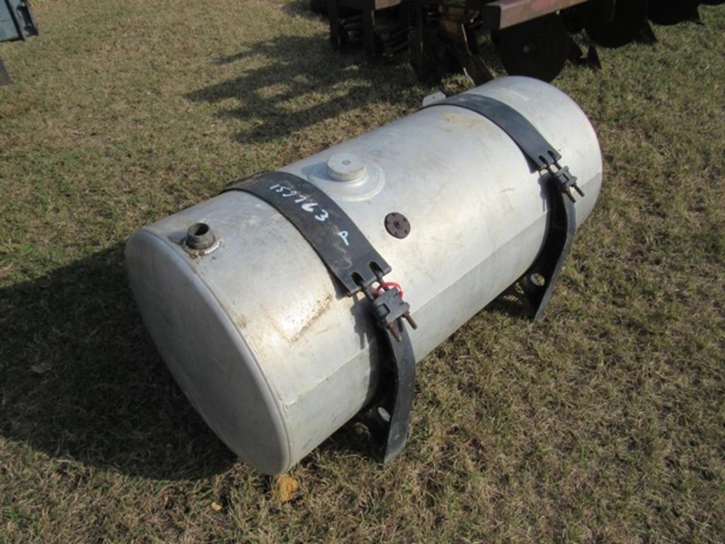 140 gallon aluminum fuel tank