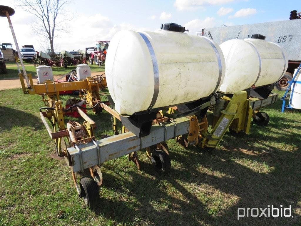 Buffalo flex cultivator w/ liquid fertilizer
