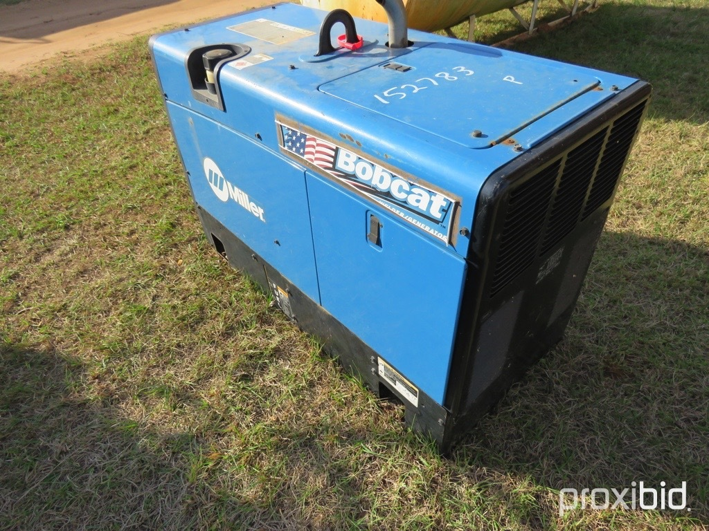 Miller Bobcat 250 portable welder