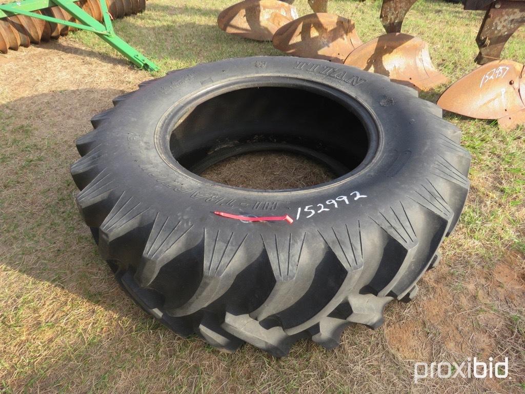 (1) Titan 18.4-30 tire